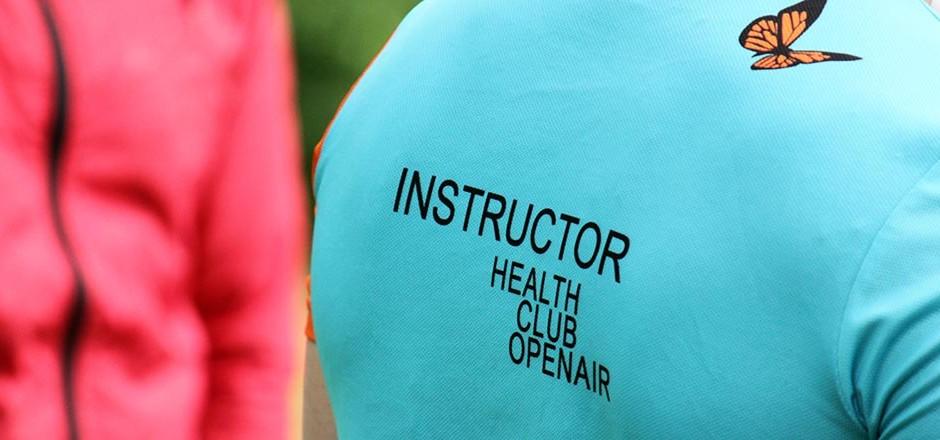 Healthclub OpenAir - Vacatures