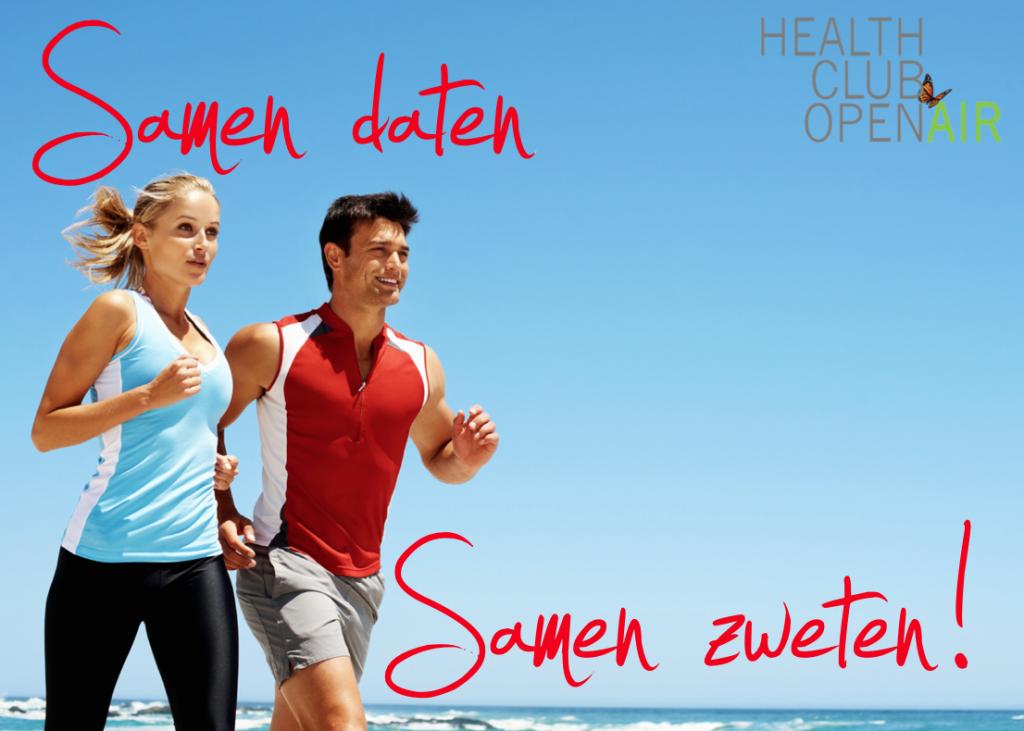 Valentijnsactie Healthclub OpenAir