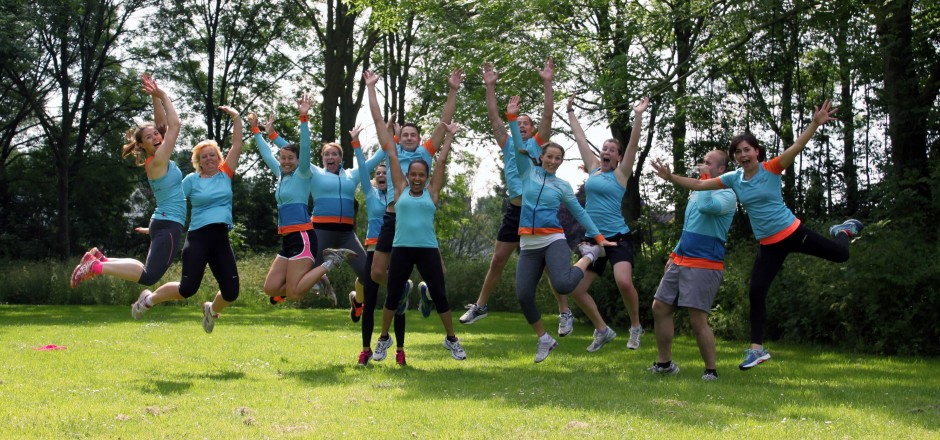Healthclub OpenAir | Jump!