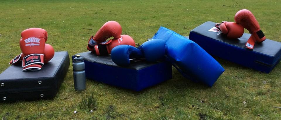 Kickboks Bootcamp