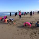 Beach Bootcamp 10 april
