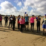Beach Bootcamp 10 april