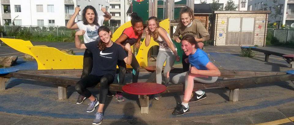 Healthclub OpenAir | Tiener Bootcamp