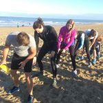 Bootcamp en Breakfast at the Beach