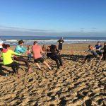 Bootcamp en Breakfast at the Beach