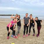 Beach bootcamp 8 april