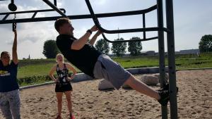 Sporten bij Bever